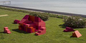 Un rompecabezas XL creado por Bjarke Ingels y Simon Frommenwiler
