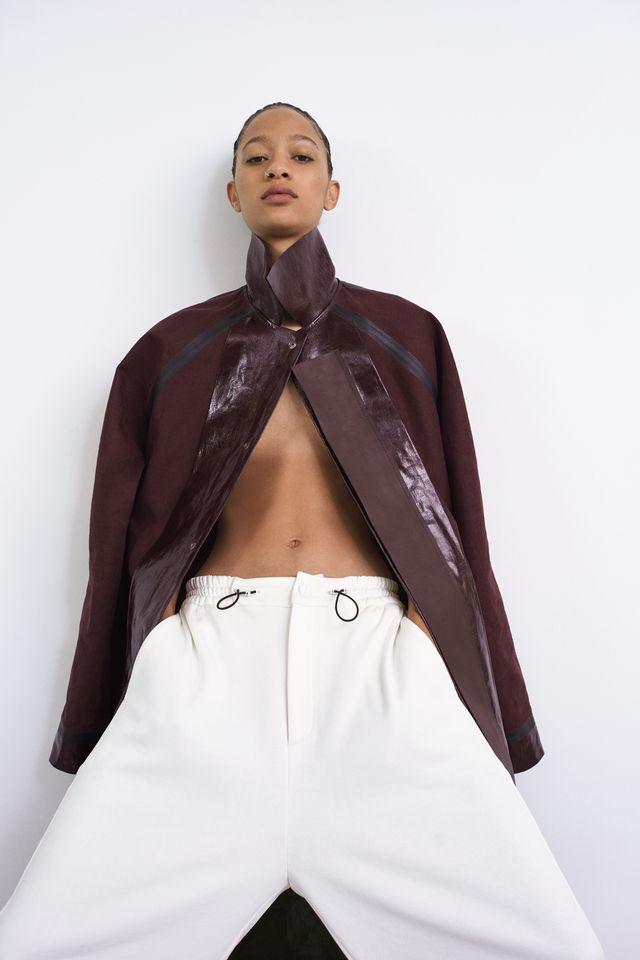 zara kassl editions coat minimalism