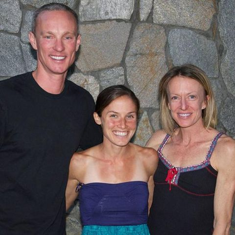 becky wade with deena and andrew kastor