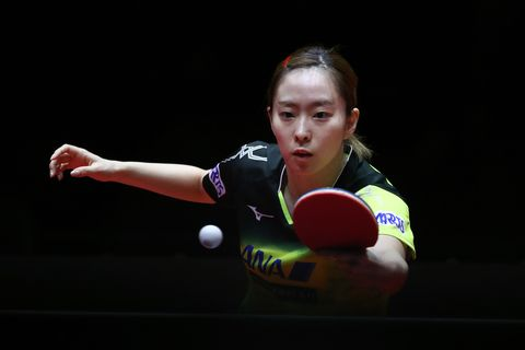 Table Tennis World Tour Grand Finals - Day 3 石川佳純