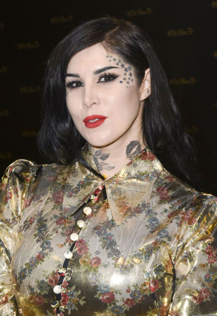 """Kat Von D The tattoo artist and cosmetics company owner told CL Magazine that veganism """"changed"""" her . """"It taught me to look past myself—to consider how my choices affect others—the animals, the people around me, and the planet we live on. To me, veganism is consciousness."""""""