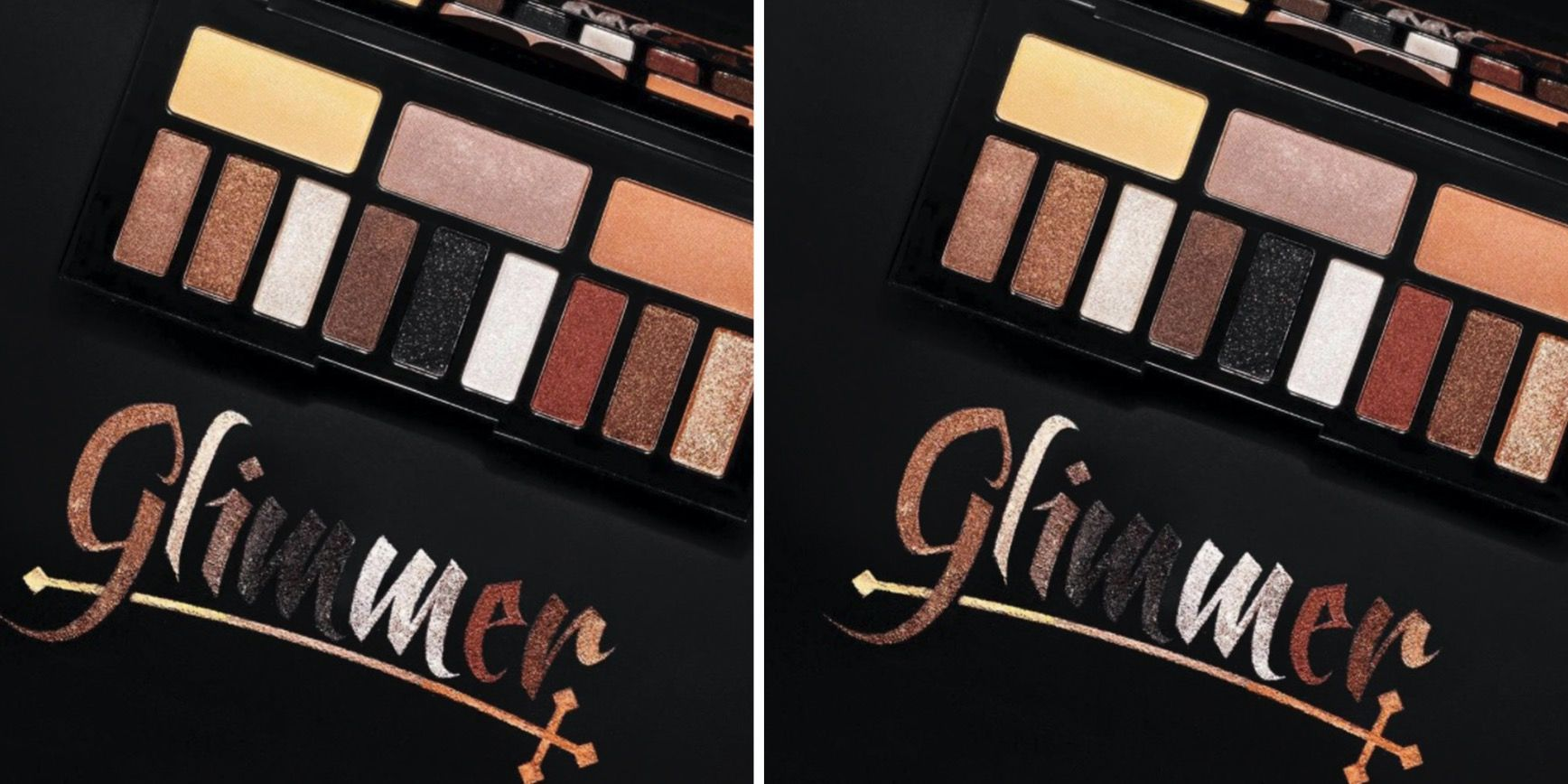 Kat Von D's new Shade & Light GLIMMER palette will make you feel all the feels