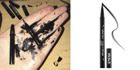 People have been accusing Kat Von D Beauty of scamming customers with their famous Tattoo Liner