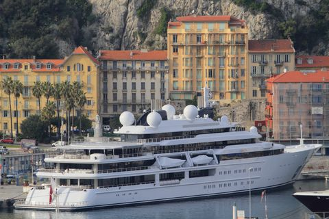 largest yachts in the world