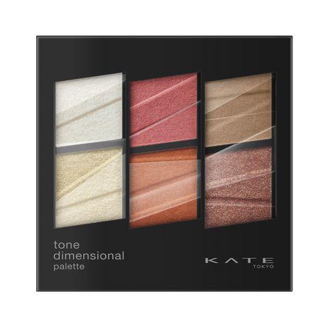 KATE同調六色眼彩盤EX-1/$540