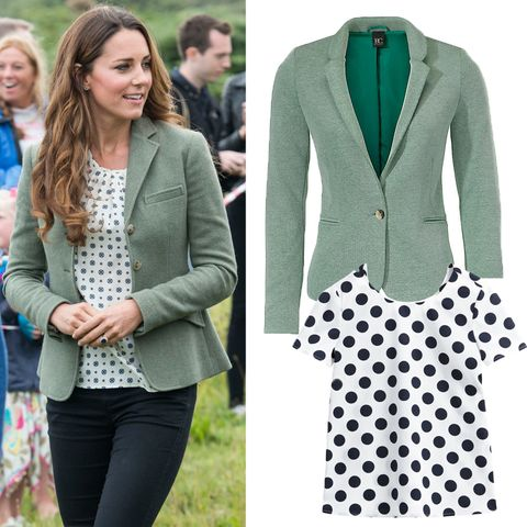 Kate Middleton casual looks