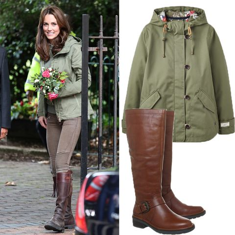 kate Middleton best casual looks