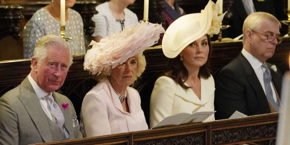 People Think Kate Middleton Gave Camilla Side Eye At The