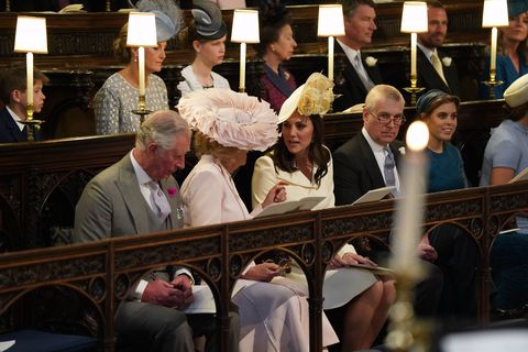 Black Preacher At Royal Wedding.People Think Kate Middleton Gave Camilla Side Eye At The Royal Wedding