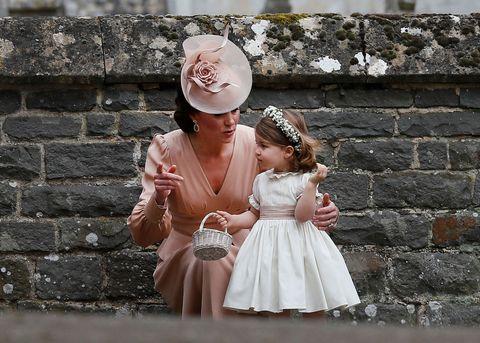 Clothing, Dress, Human body, Photograph, Hat, Fashion accessory, Pink, Child, Headgear, Headpiece,
