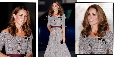 87319a529102 Kate Middleton Channels Meghan Markle s Style In Off-The Shoulder ...
