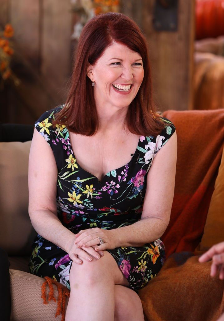 Kate Flannery Is Beyond Proud To Have Represented Women Over 50 on 'Dancing With the Stars'