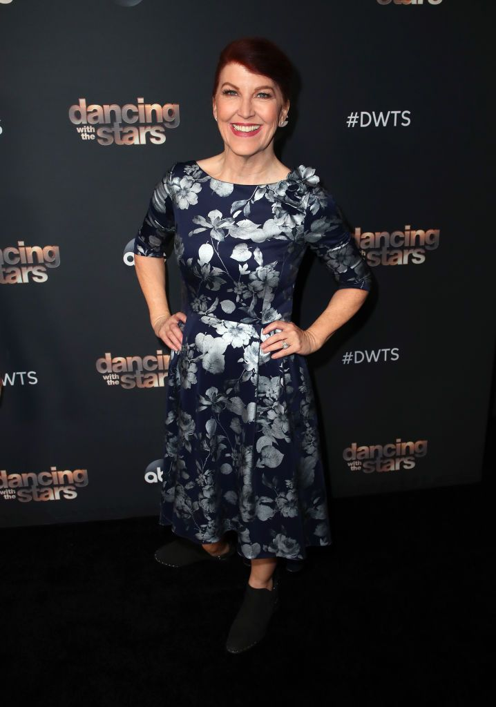 Kate Flannery Jokes That She Did 'DWTS' Because She Was 'Too Cheap to Join A Gym'