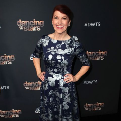 kate flannery dancing with the stars gym