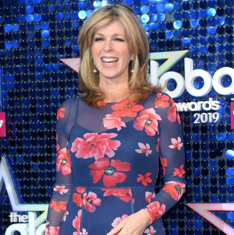 25075e0c41643 Kate Garraway works one of this season's biggest trends