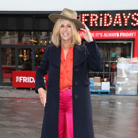 Kate Garraway wows in eye-catching Boden outfit