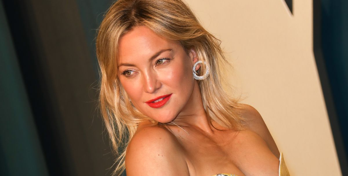 Kate Hudson Shared the Face Exfoliators She Swears by for Smooth, Glowing Skin at 42