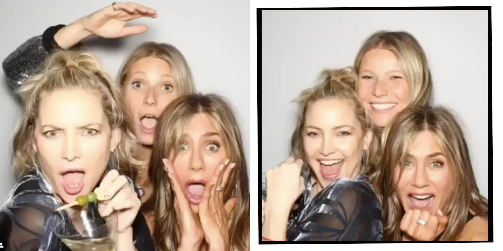 Kate Hudson Took The Most Adorable Pictures At Jennifer Aniston's Insane 50th Party