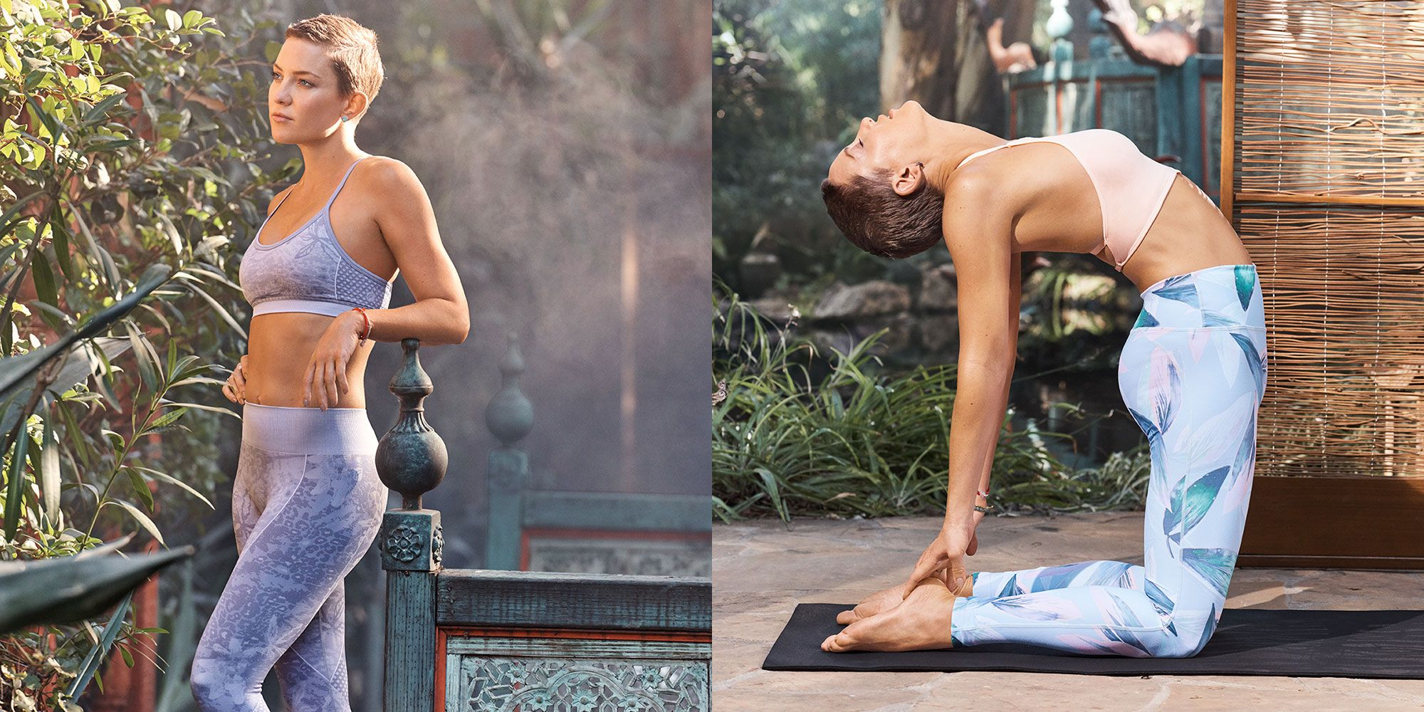 8 things Kate Hudson did to get the body she has now