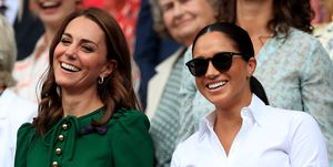 Kate Middleton, Meghan Markle, Duquesa de Sussex, Duquesa de Cambridge, Wimbledon, Final Wimbledon, Simona Halep, Serena Williams