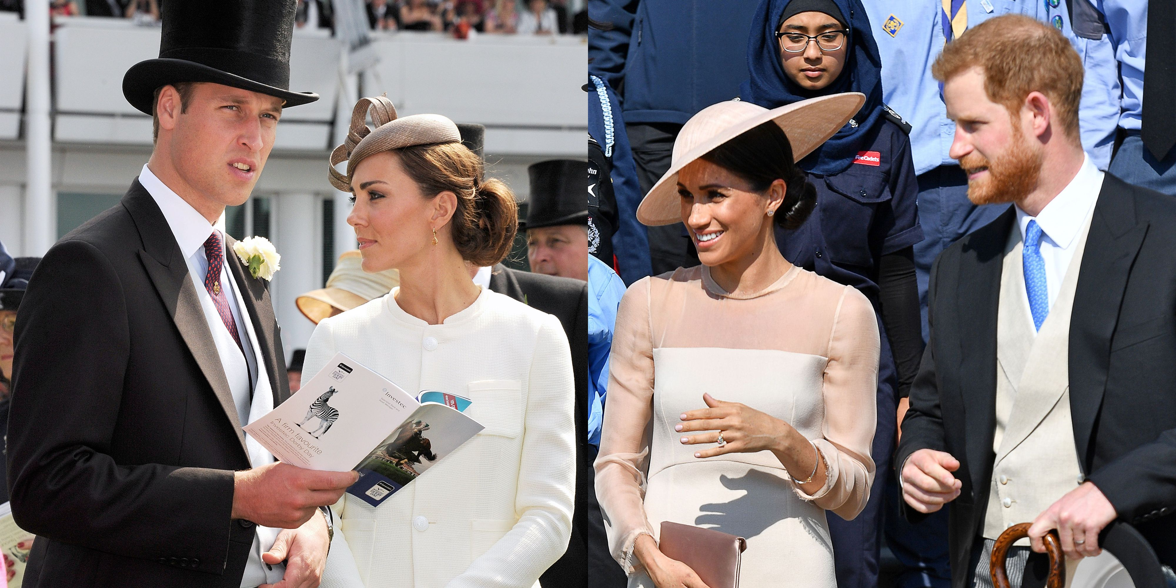 76fb8cb7e7a57 How Meghan Markle s Duchess Style Compares to Kate Middleton s