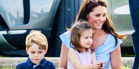 catherine duchess of cambridge blue summer dress