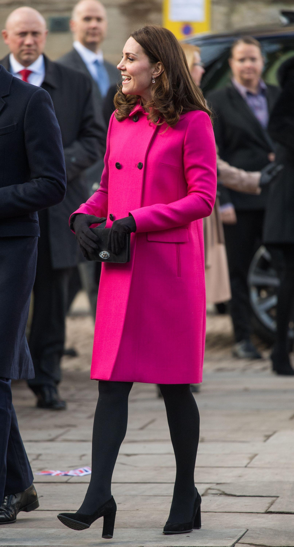 Los \'looks\' premamá del tercer embarazo de Kate Middleton