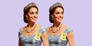Kate Middleton state banquet