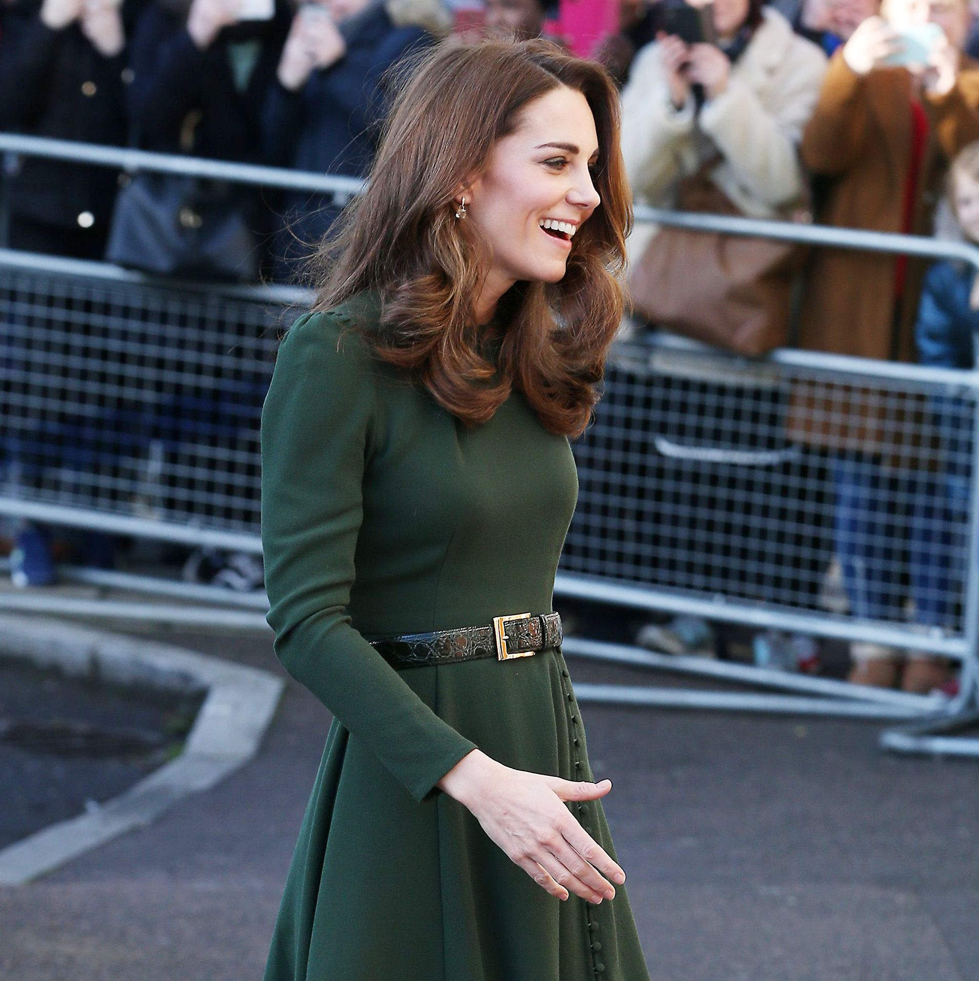 Kate Middleton Just Stepped Out In The Chicest Dress She's Ever Worn