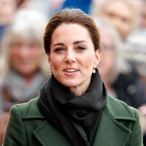 Kate Middleton en Blackpool, Inglaterra