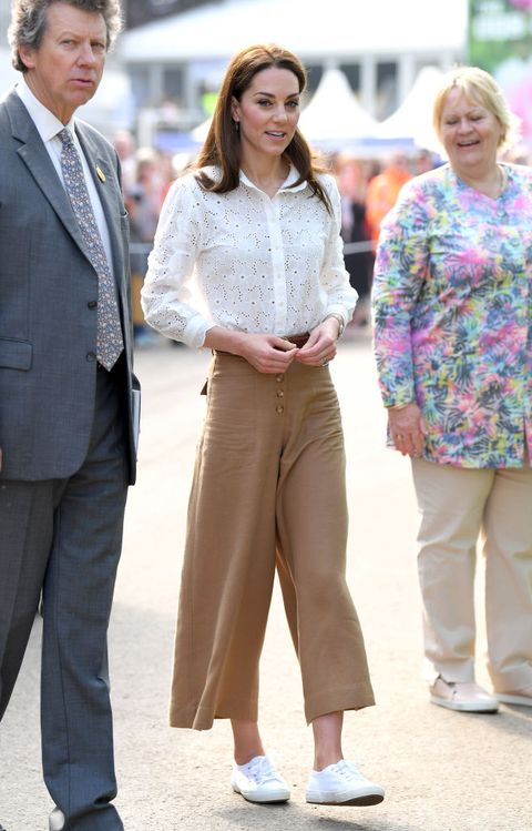 Kate Middleton in casual wear