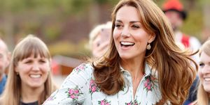 "The Duchess Of Cambridge Attends ""Back to Nature"" Festival"