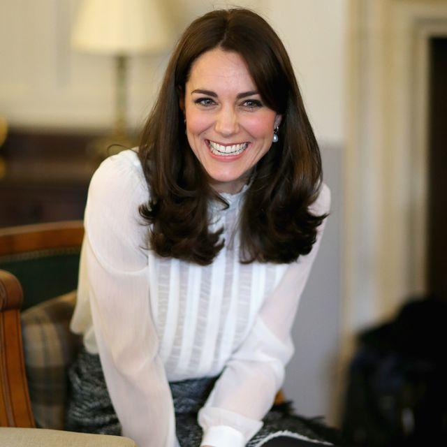Kate Middleton S New Lighter Hair Colour Has Blonde Highlights