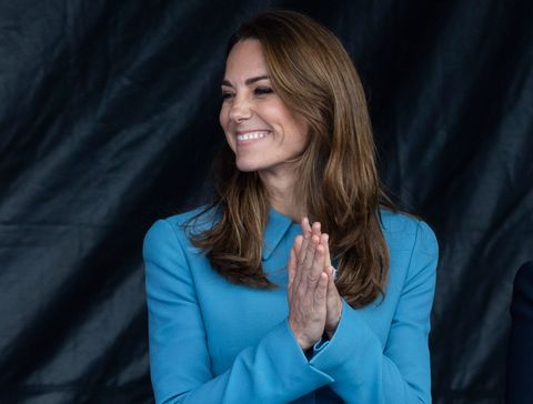 Kate Middleton, duquesa de Cambridge, Kate Middleton repite su vestido favorito de Alexander McQueen, Kate Middleton no se cansa de su vestido favorito de Alexander McQueen, Kate Middleton vuelve a apostar por su abrigo favorito de Alexander McQueen