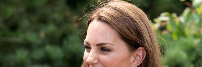 The Duchess of Cambridge's sell-out £8 earrings are back in stock
