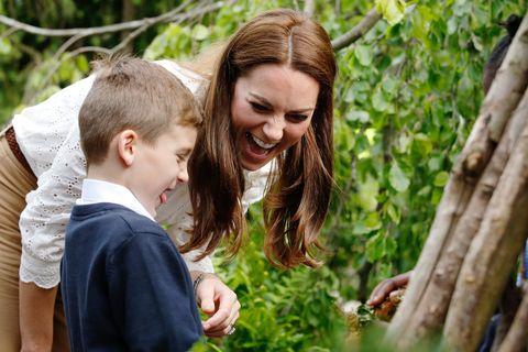 Kate Middleton's RHS Back to Nature Garden