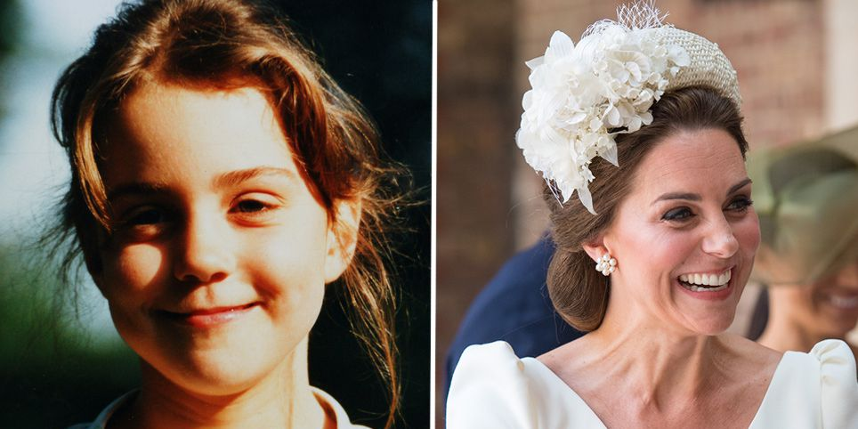 Duchess of Cambridge's beauty transformation - Kate Middleton's beauty looks