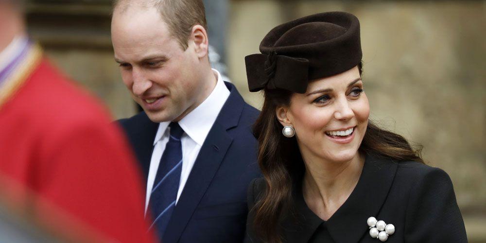 Kate Middleton, bevalling, royal baby 3