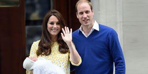 Kate Middleton, bevallen, baby nummer 3