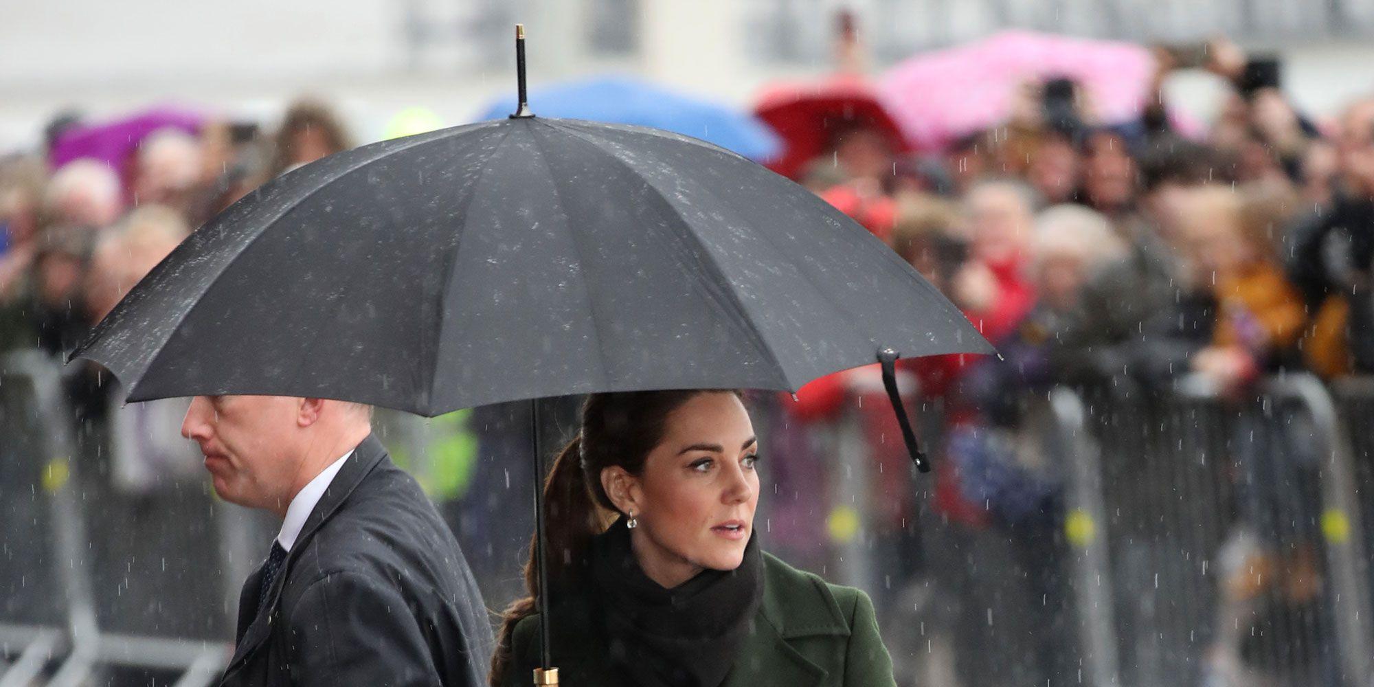Kate Middleton Duchess of Cambridge visits Blackpool