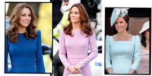 Kate Middleton style evolution
