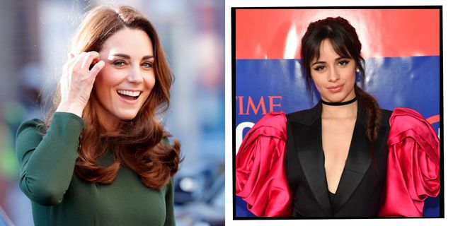 Kate Middleton Responded To Camila Cabello Stealing A Pencil From Kensington Palace And We Couldn't Love Her More