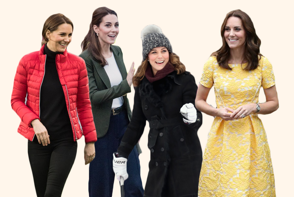 Kate Middletons 60 Best Casual Looks