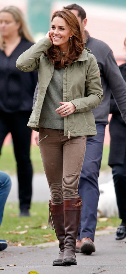 Kate Middleton Casual Style The Duchess Best Off Duty