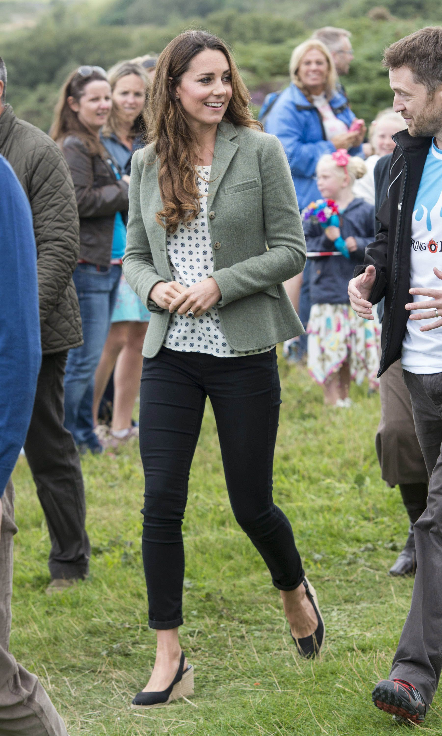 kate middleton casual style the duchess best off duty outfits kate middleton casual style the