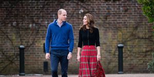 shop kate middleton's check skirt