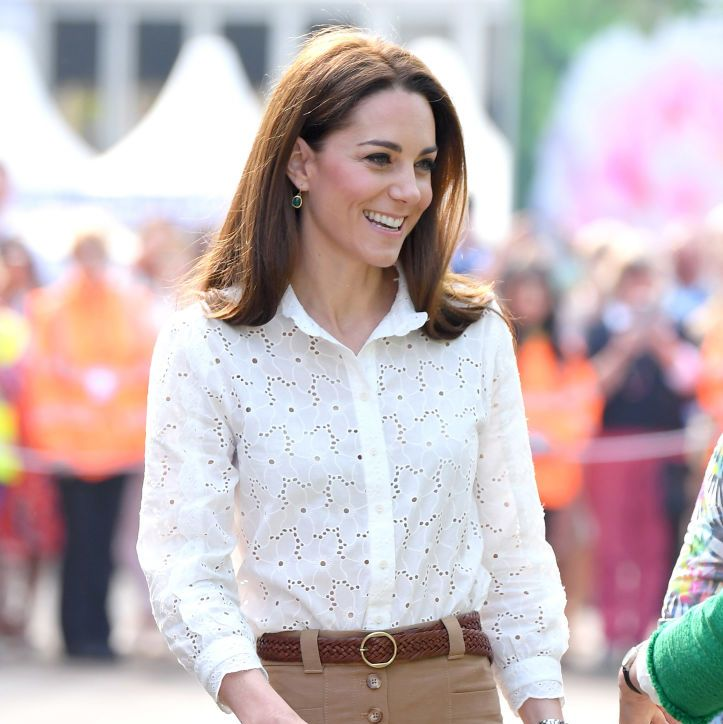 The sweet childhood memory we all missed in Kate Middleton's Chelsea Flower Show 2019 garden, Back to Nature