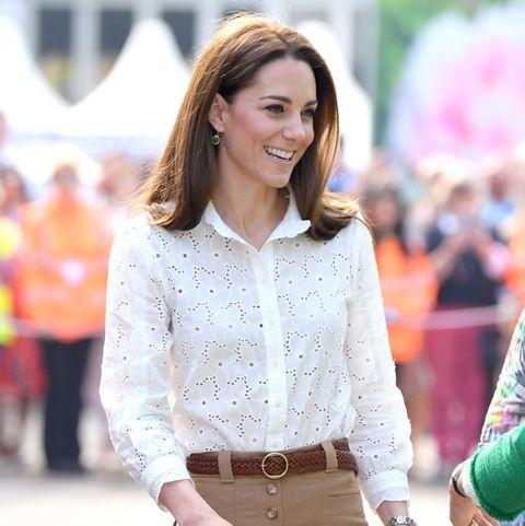 Kate Middleton at Chelsea Flower Show