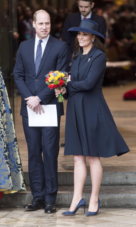 50 Best Kate Middleton Pregnant Style Looks - Princess Kate ...