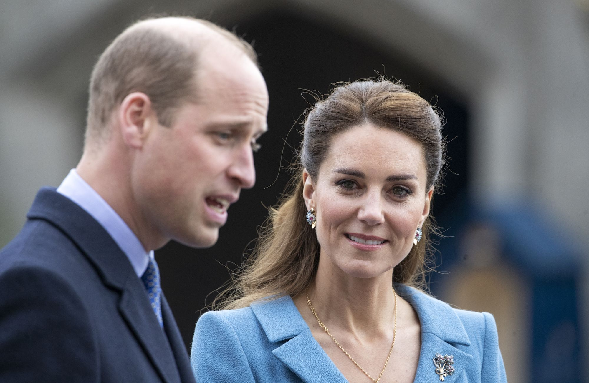 Why Kate Middleton didn't attend the Diana statue unveiling